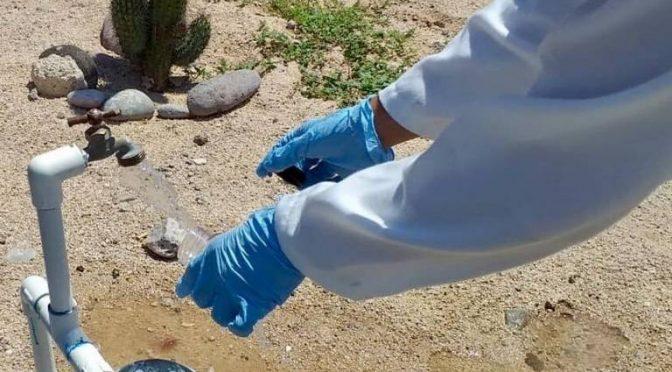 Baja California Sur: Aumentan concentración de cloro en el agua potable (El Sudcaliforniano)