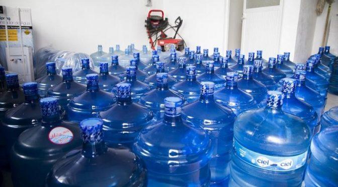 Chihuahua: Al alza la venta de agua de garrafón , hasta un 40 por ciento (El Sol de Parral)