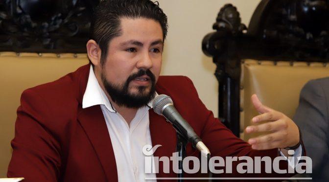 Puebla, entre los estados con menor abastecimiento de agua: regidor Camacho (Intolerancia)