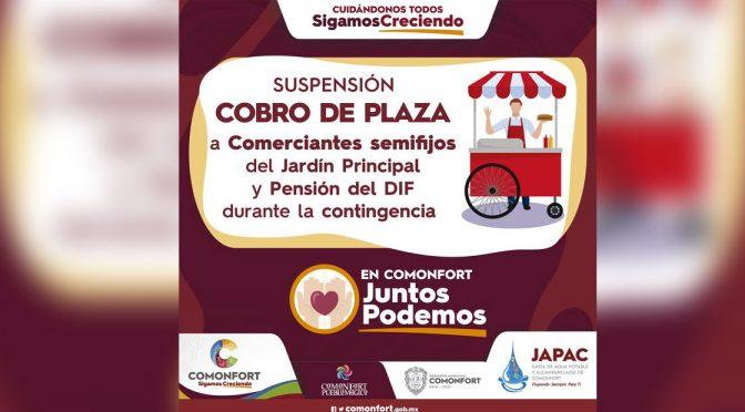 Guanajuato: Condonan impuestos a comerciantes y pago de agua (Periódico Correo)