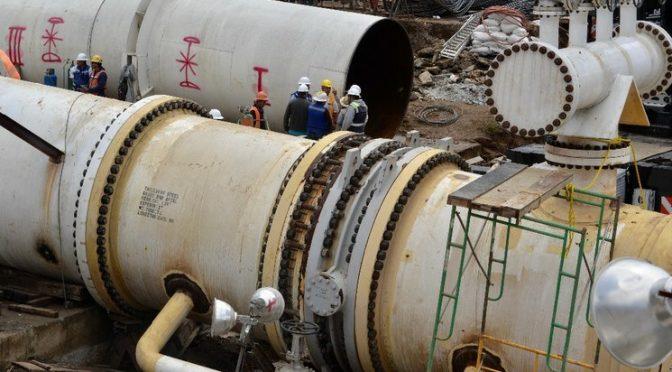 CDMX: Falla en Cutzamala afectará suministro de agua en el Valle de México (La Jornada)
