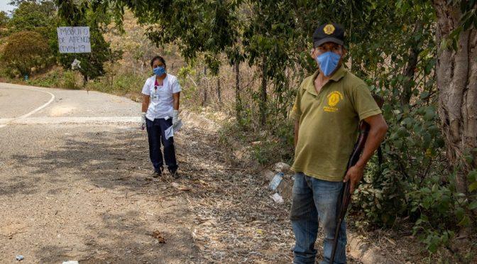 Sin agua y sin empleo: las comunidades indígenas de Guerrero ante COVID-19 (Animal Político)