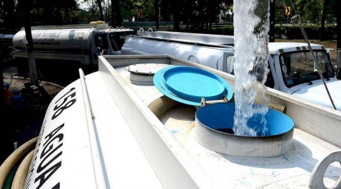 Vecinos denuncian falta de agua desde hace más de dos meses en la CDMX (Publímetro)