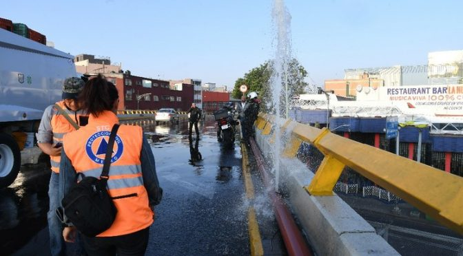 CDMX: Tlalpan avanza en el abasto de agua, ha distribuido 231 millones 320 mil litros (La Jornada)