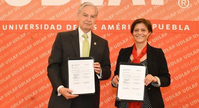 Puebla: Conagua y UDLAP firman acuerdo de investigación para preservar el agua (La Jornada)