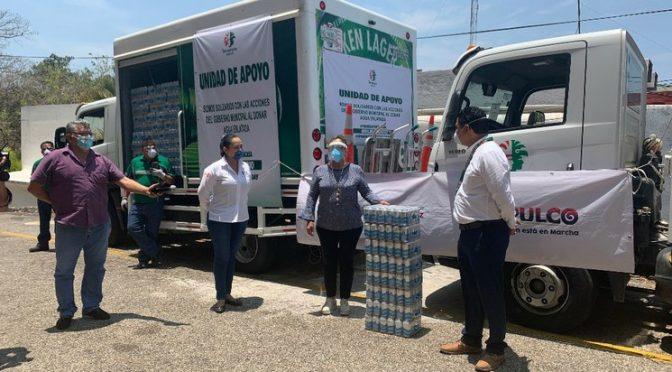 México: Dona Heineken 75 mil latas de agua a gente que labora pese a Covid-19 (La Jornada)