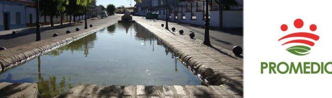 España: PROMEDIO continúa ampliando su servicio de agua en la provincia de Badajoz (Aguas Residuales)