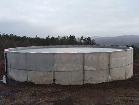 España: La Xunta construye dos puntos de agua para la lucha contra los incendios y amplía otros seis existentes (Osbo Digital)