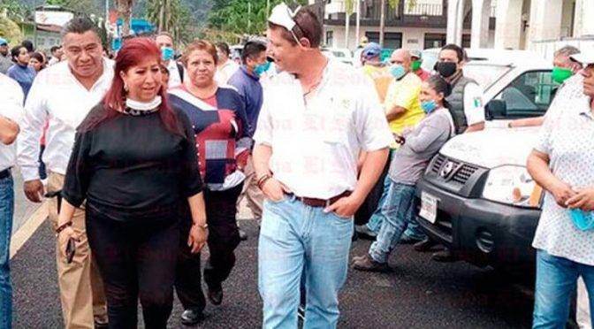 Veracruz: Vecinos de Ixtac, exigen abasto permanente de agua (El Sol de Orizaba)