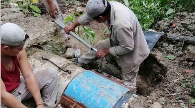 Chiapas: Colonias quedarán sin agua (Diario de Chiapas)