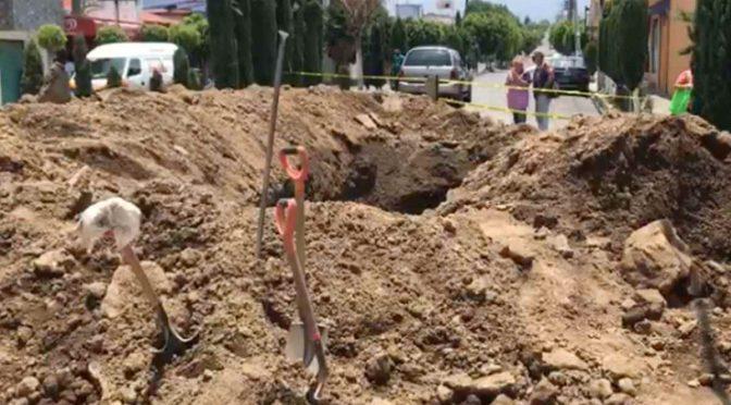 Edomex: Miles de familias afectadas por desabasto de agua en Unidad San Buenaventura (Excelsior)