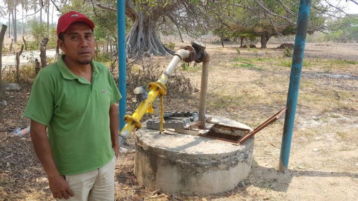 Guerrero: Sequía deja sin agua a pobladores de 2 colonias de Tecpan (Enfoque Informativo)