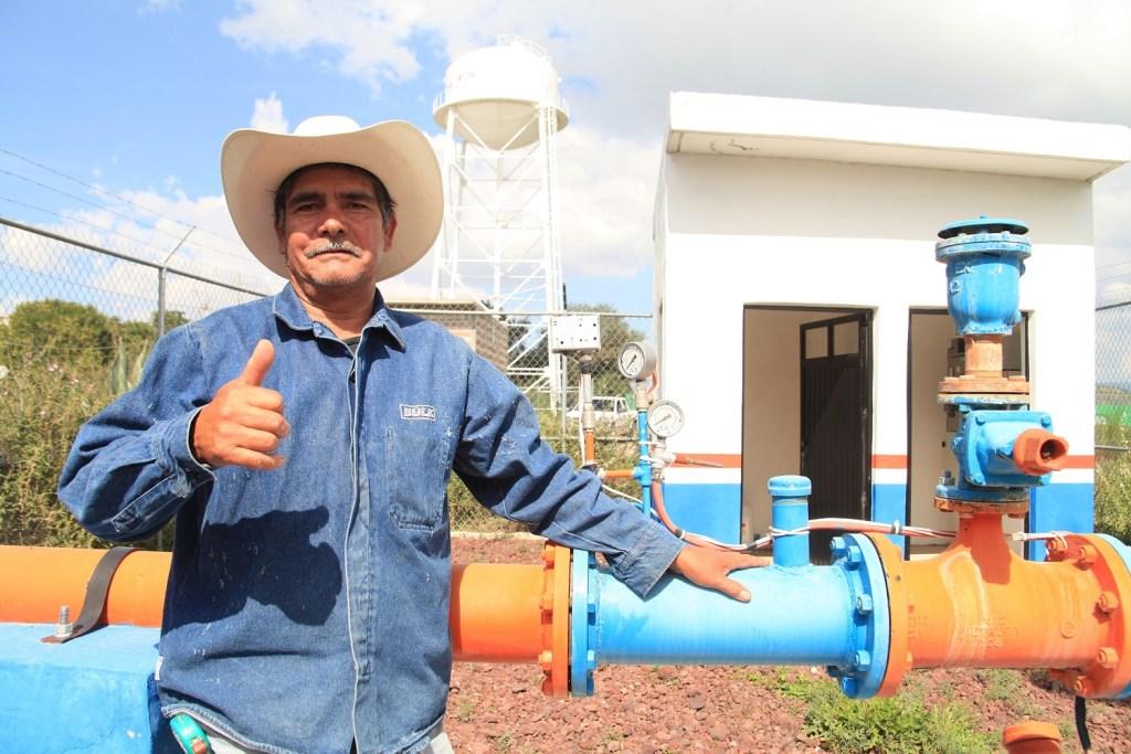 Guanajuato: Participación de obras hidráulicas (Milenio)