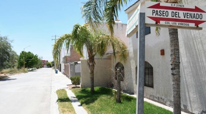Coahuila: Colonos denuncian escasez de agua en Sector Viñedos de Torreón (El Siglo de Torreón)