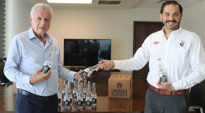 Coahuila: Agradece Municipio al Grupo Modelo la donación de agua purificada (Noticias de el Sol de la Laguna)