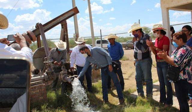 Coahuila: En comunidades de Torreón y Viesca, atiende Estado demanda de agua (Noticias de El Sol de La Laguna)
