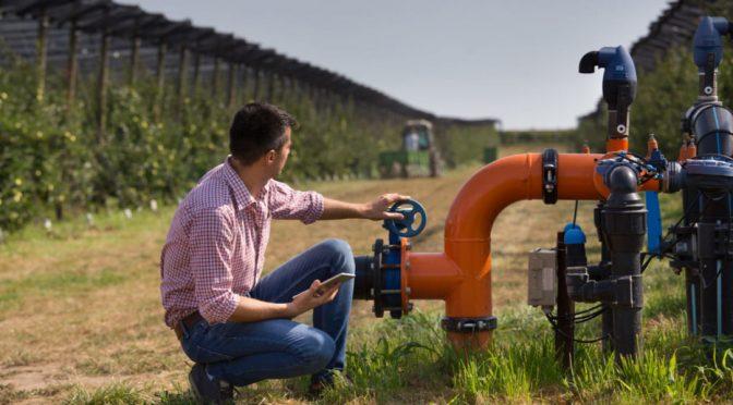 Europa multiplicará por seis la reutilización de agua (Ágora)