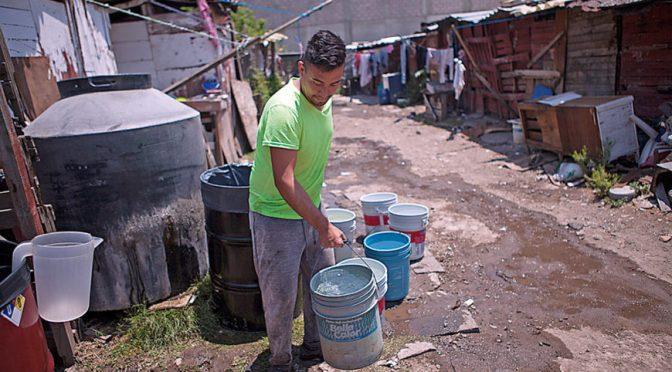 CDMX: En medio de la pandemia, la guerra por el agua (Proceso)
