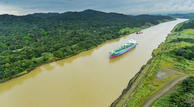 Las medidas de ahorro de agua del Canal de Panamá arrojan resultados positivos (iagua)