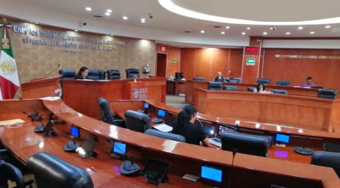 Congreso de BC da facultades a Bonilla para decidir sobre el agua (Proceso)