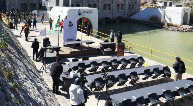 Corte admite controversias de municipios de Chihuahua que se niegan a dar agua a EU (Milenio)