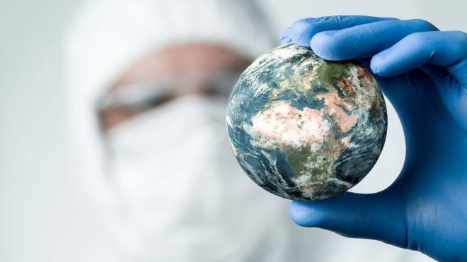 Coronavirus y cambio climático: por qué la pandemia no es realmente tan buena para el medio ambiente (BBC)