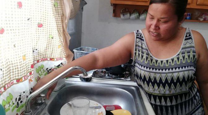 Coahuila: En plena contingencia, denuncian escasez de agua en Torreón (Milenio)
