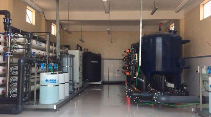 Solución integral para el agua de fertirriego de berries en Marruecos (iagua)