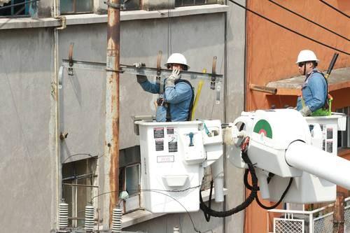 México: La labor de la CFE se ha vuelto vital ante la pandemia del Covid (La Jornada)