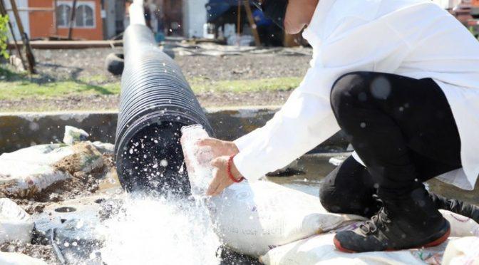 Edomex: En plena pandemia, Ecatepec se queda sin 518 millones de litros de agua (La Jornada)