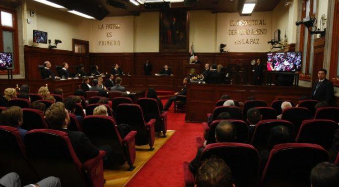 Chihuahua: Admite SCJN controversias contra entrega de agua a EU (La Jornada)