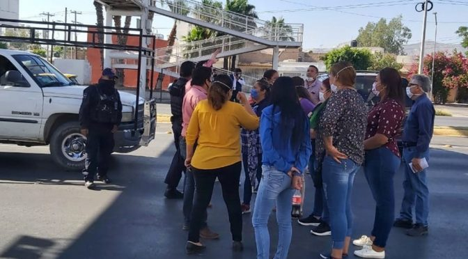 Coahuila: Bloquean bulevar Independencia por falta de agua en Torreón (Milenio)
