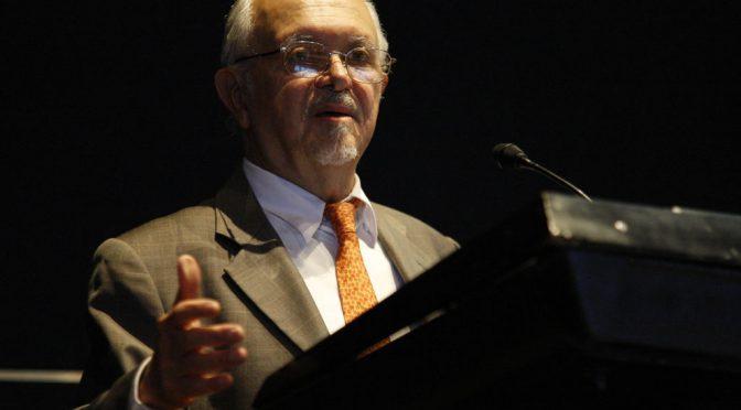 México: Mario Molina hablará hoy de política y cambio climático (El Universal)