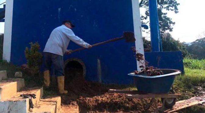 Colombia: En Oiba esperan modernizar la planta de agua este año (Vanguardia)