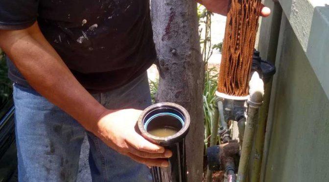 Jalisco: Pobladores de Miravalle se quejan de una década de mala calidad de agua (Milenio)