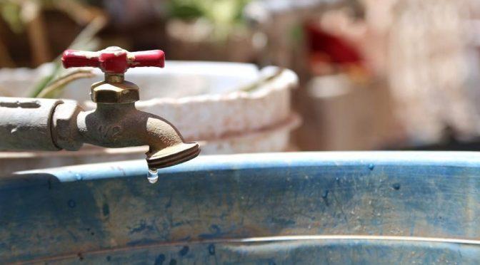 Jalisco: Sin agua potable y con fugas de agua es como viven la contingencia en Zapopan (Milenio)