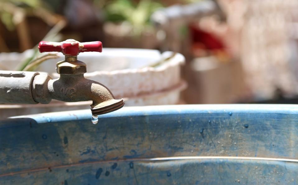 Tamaulipas: Sin agua más de 50 colonias en Ciudad Victoria este lunes (Milenio)