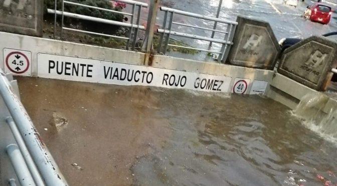 Hidalgo: Lluvia causa deslave en barrios de Pachuca e inundaciones en municipios (Milenio)