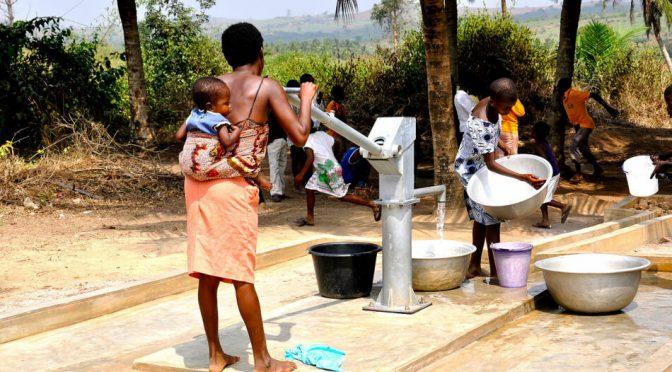 Millones de personas en el mundo beben agua contaminada con arsénico (Quo)