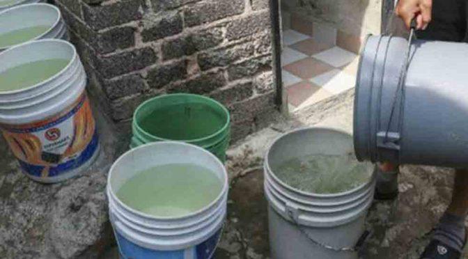 Chiapas: Colonias aún sin agua (Diario de Chiapas)