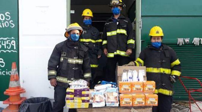 Argentina: Alquilan el baño, usan casco de obra y no tienen agua en el cuartel: la lucha de los bomberos voluntarios del Barrio 31 (Infobae)