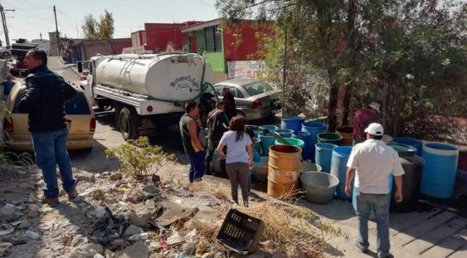 Edomex: Piperos brindarán servicios gratuitos de agua en Ecatepec (El Sol de Toluca)