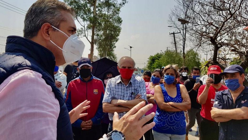 Edomex: Recortan más agua a Ecatepec (La Política Online)