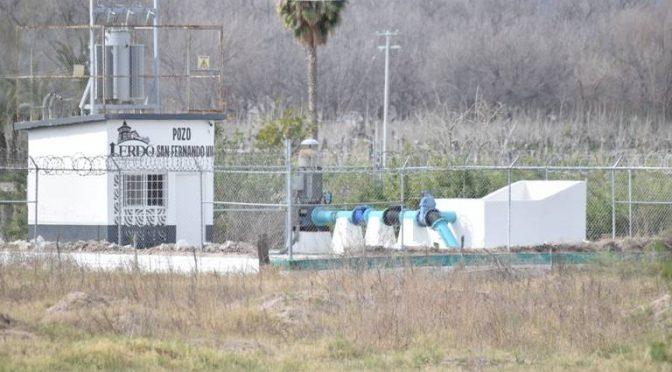 Durango: En Lerdo si hay agua potable suficiente afirma el alcalde Homero Martínez (Noticias de El Sol de La Laguna)