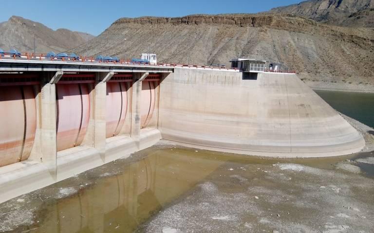 Nuevo León: Almacenamiento en presas se reduce 25% (Milenio)