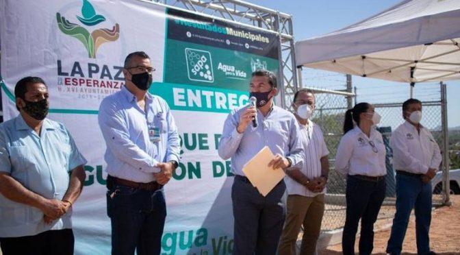 Baja California: Solucionan problema de agua en la colonia Roma (El Sudcaliforniano)