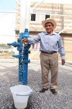 Guanajuato: Inicia construcción de sistema integral de agua potable para la comunidad El Jilote en Cortazar (Gobierno del Estado de Guanajuato)