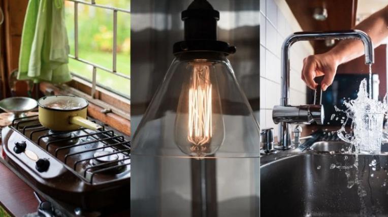 Tips para ahorrar agua, gas y luz durante cuarentena (El Diario de Finanzas)