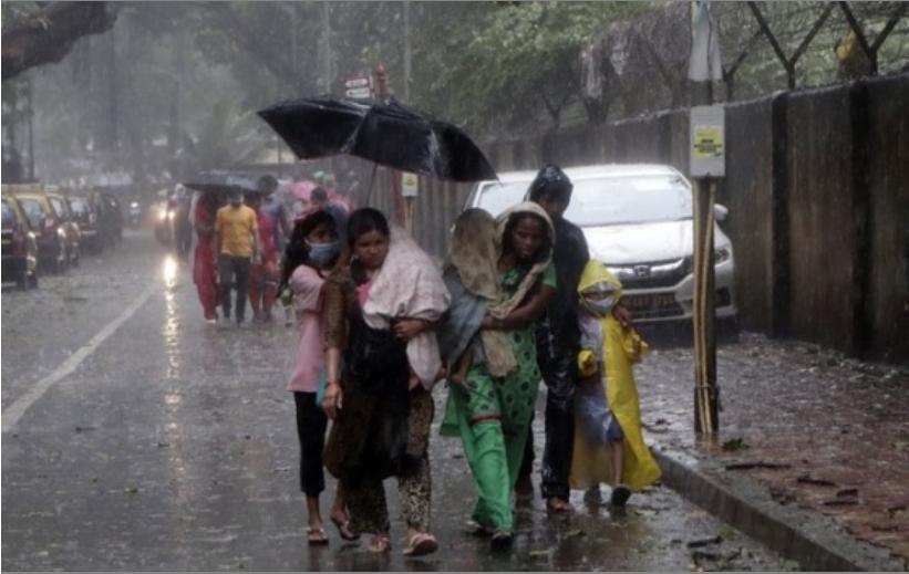 India: Ciclón 'Nisarga' impacta en India con vientos de 110 k/h (La Jornada Maya)