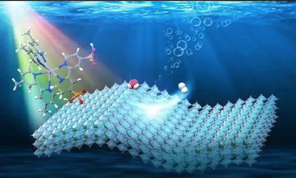 Agua y luz solar para producir energía sostenible (Energíahoy)